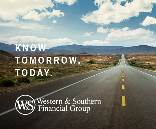 Know tomorrow, today. Western Southern Financial Group.